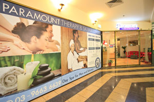 Paramount Retail Centre Melbourne City